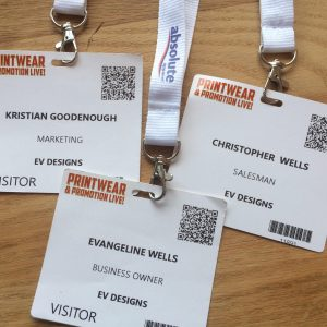 printwear and promotion lanyards