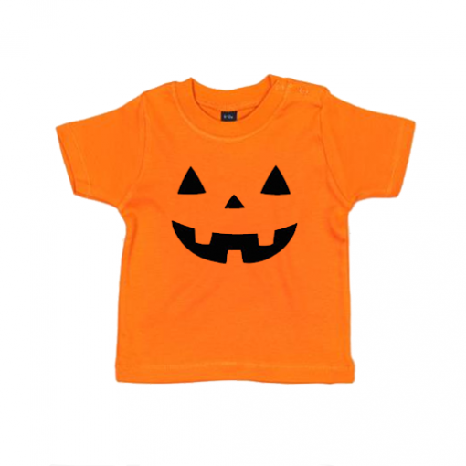 kids scary pumpkin tshirt halloween scary pumpkin costume cute baby clothes happy pumpkin