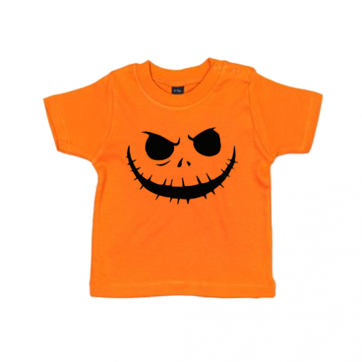 kids scary pumpkin tshirt halloween scary pumpkin costume cute baby clothes