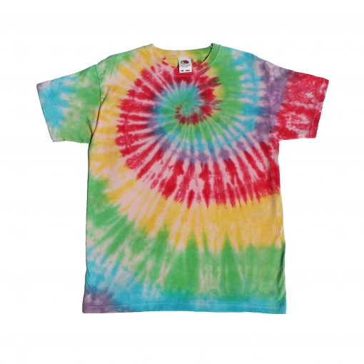 kids spiral tee ev designs uk kids clothing tiedye hippy fashion festival clothing