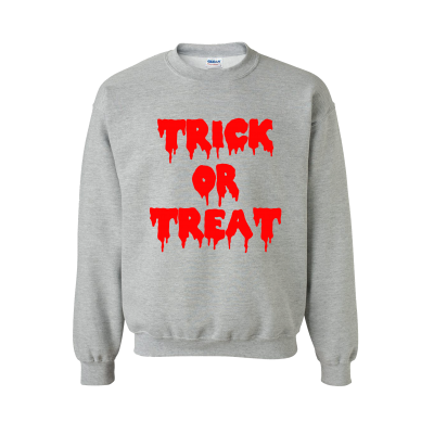 trick or treat sweater jumper ev designs uk halloween costume