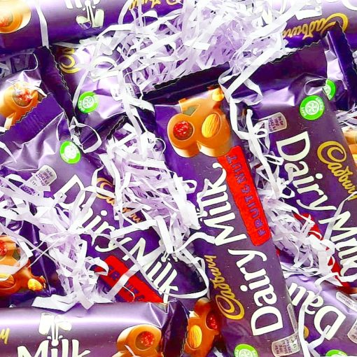 candy gift box chocolate gift ideasno nonsense confectionery huge box of cadburys dairy milk fruit and nut bars 30 bars the super fan mega box gifts for him gifts for her great gift ideas personalized personalised gifts